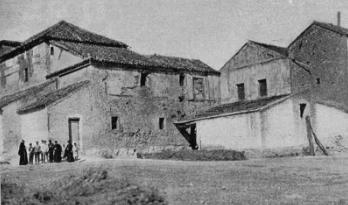 Iglesia y convento de Calzada