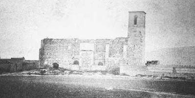Iglesia de Ntra. Sra. Santa María del Valle