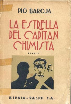 Novela de Pío Baroja