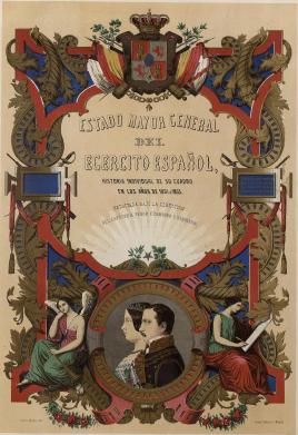 Historia del Ilustre Cuerpo de Oficiales Generales, de Pedro Chamorro.