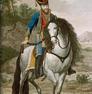 """Francisco Abad (a) """"Chaleco"""", guerrillero nacido en Valdepeñas."""