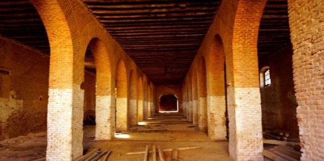 Bodega de Ceriola, de la Encomienda de Sacristanía. Foto de Antonio López Imedio