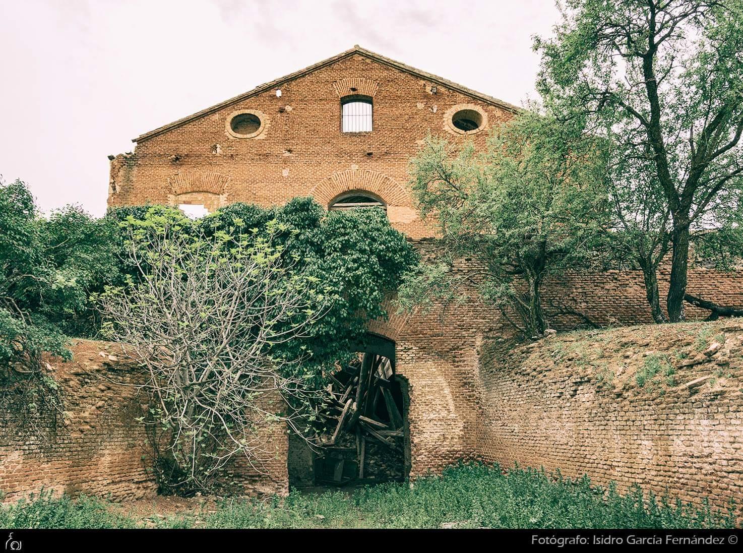 Bodega de Ceriola, de la finca de la Encomienda de Sacristanía. Foto de Isidro García Fernández