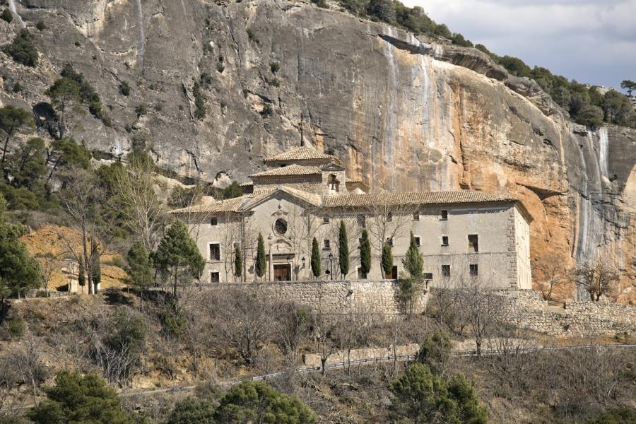 Convento de San Miguel de la Victoria, en Priego.