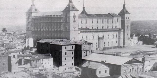 Convento de Capuchinos de Toledo.