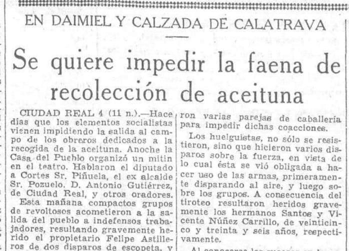 El Liberal, 5 de enero de 1932