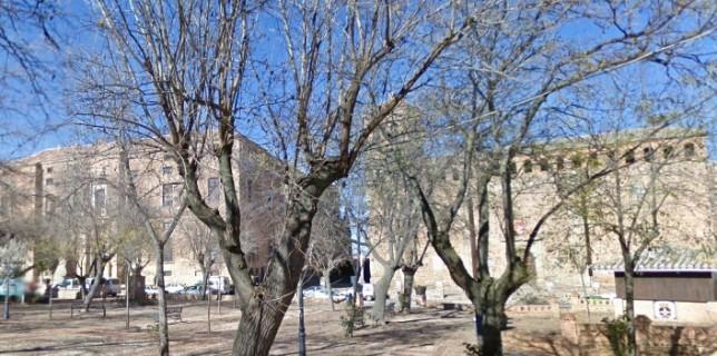 Iglesia de Ntra. Señora de la Asunción y el Palacio del Marqués de Santa Cruz (Viso del Marqués).