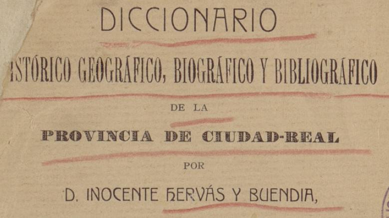 Portada del libro de Inocente Buendía Hervás.