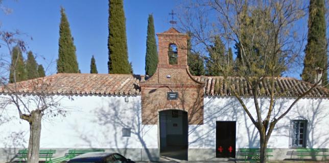 El cuerpo, sin vida, de Rafael Real, fue llevado al cementerio por Antonio Megía (a) el regalillo.