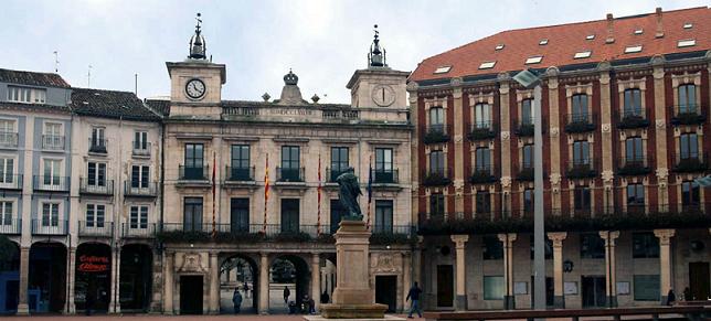 Ayuntamiento de Burgos (foto de Google Maps).