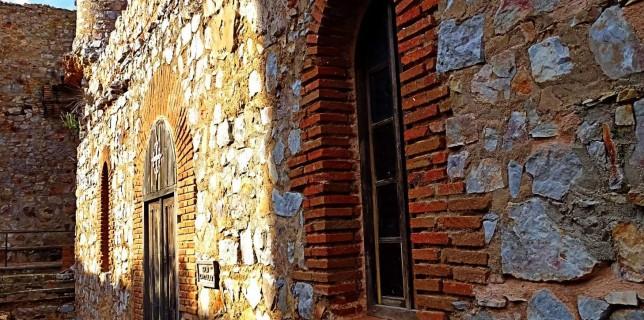 Sala capitular del Sacro Convento de Calatrava la Nueva. Foto de Luis Pardo.