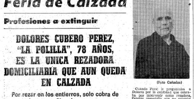 Cabecera del periódico Lanza.