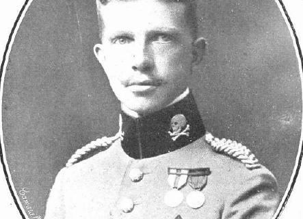 El Infante Fernando de Baviera